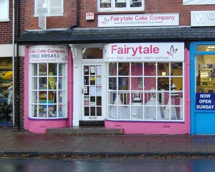 Fairy Tale Toys – Wombourne, South Staffordshire