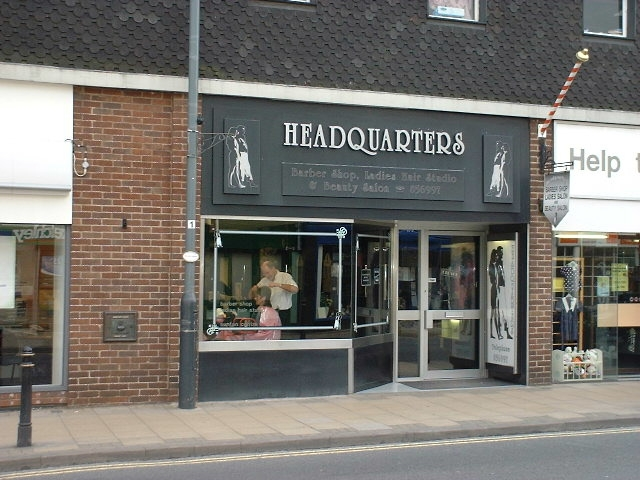 Headquarters Hair Salon – Kenilworth, Warwickshire