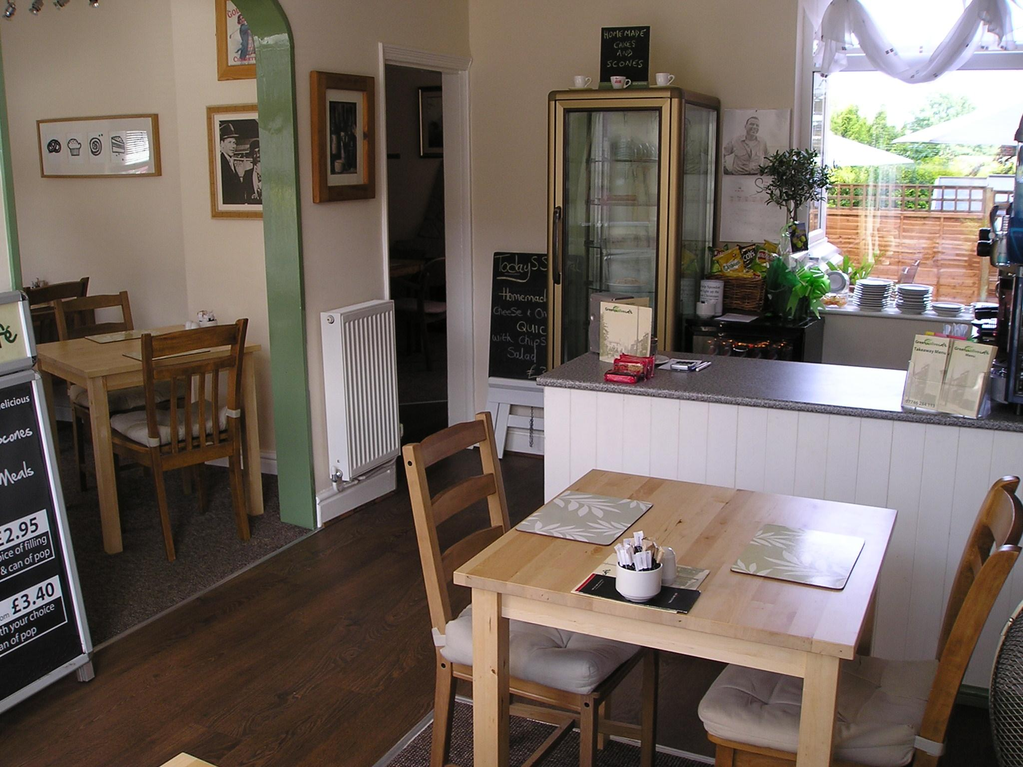 Green Olive Cafe, Derby