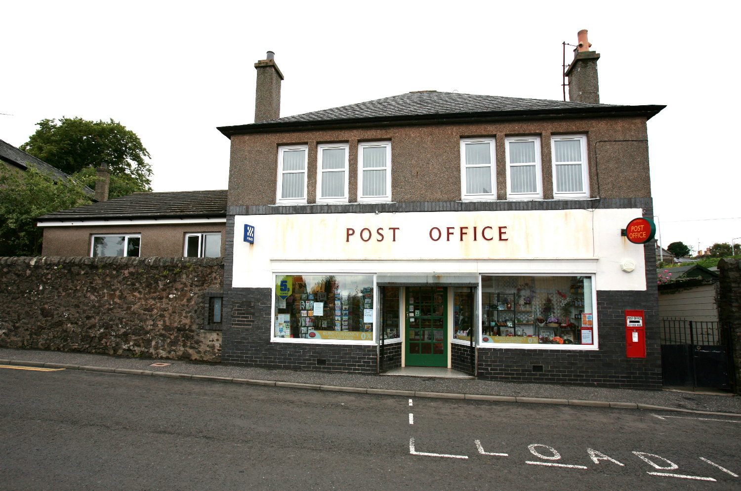 Tayport Post Office – Tayport, Scotland
