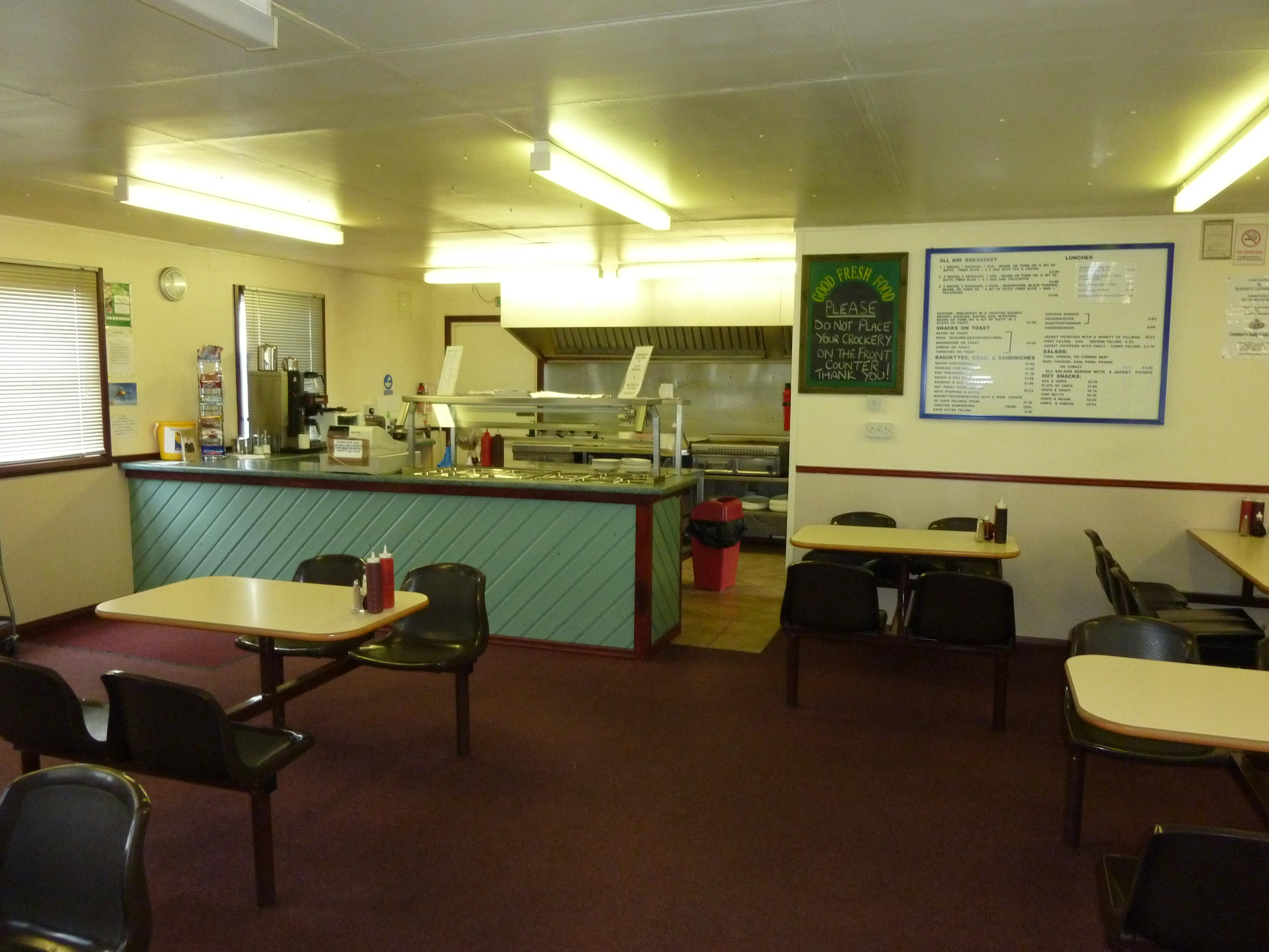 Busy Derbyshire Cafe – Retirement Sale
