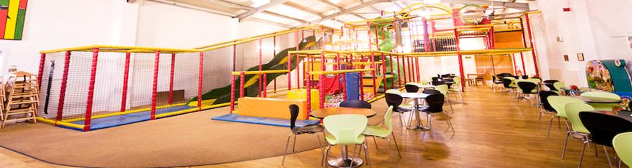 Stratford Armouries Soft Play Centre