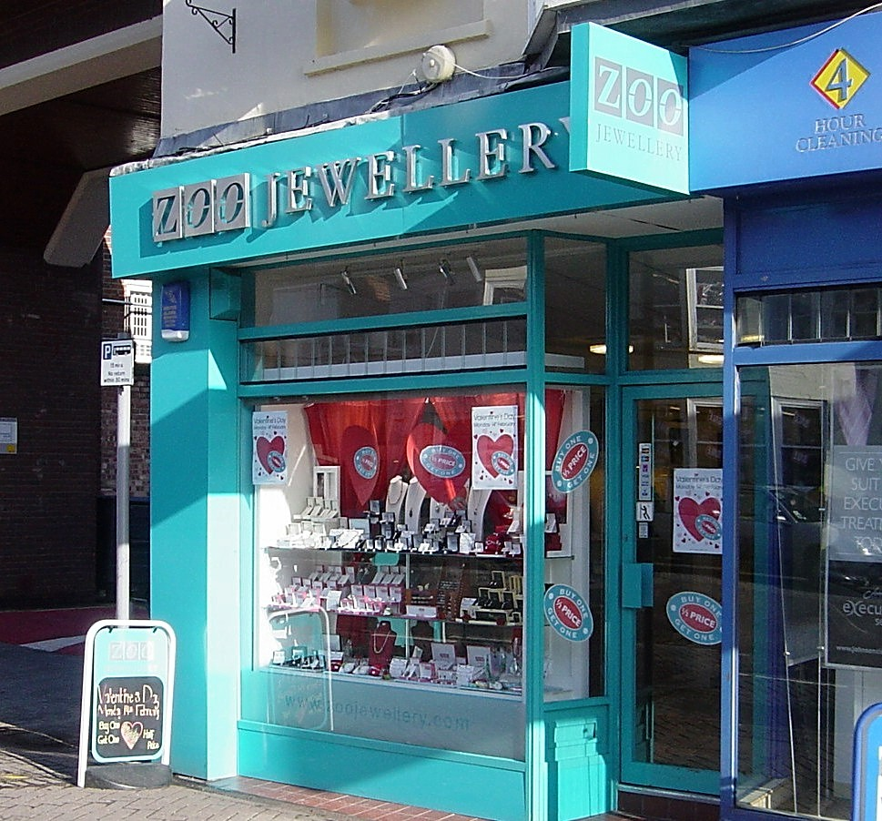 Zoo Jewellery – Christchurch, Dorset