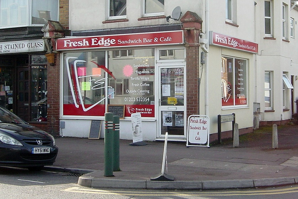 Fresh Edge Cafe & Sandwich Bar – Bournemouth, Dorset