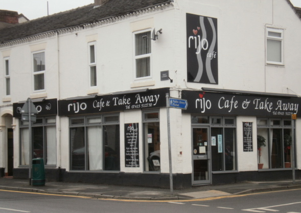 Rijo Cafe, Biddulph, Staffs