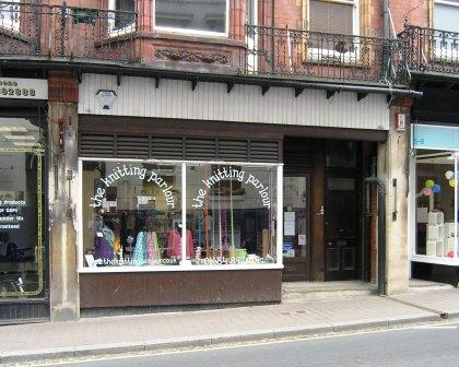 The Knitting Parlour – Malvern, Worcestershire