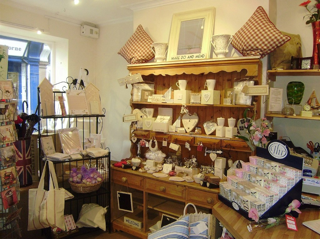 Just B Inspired Gift Shop – Wimborne Minster, Dorset