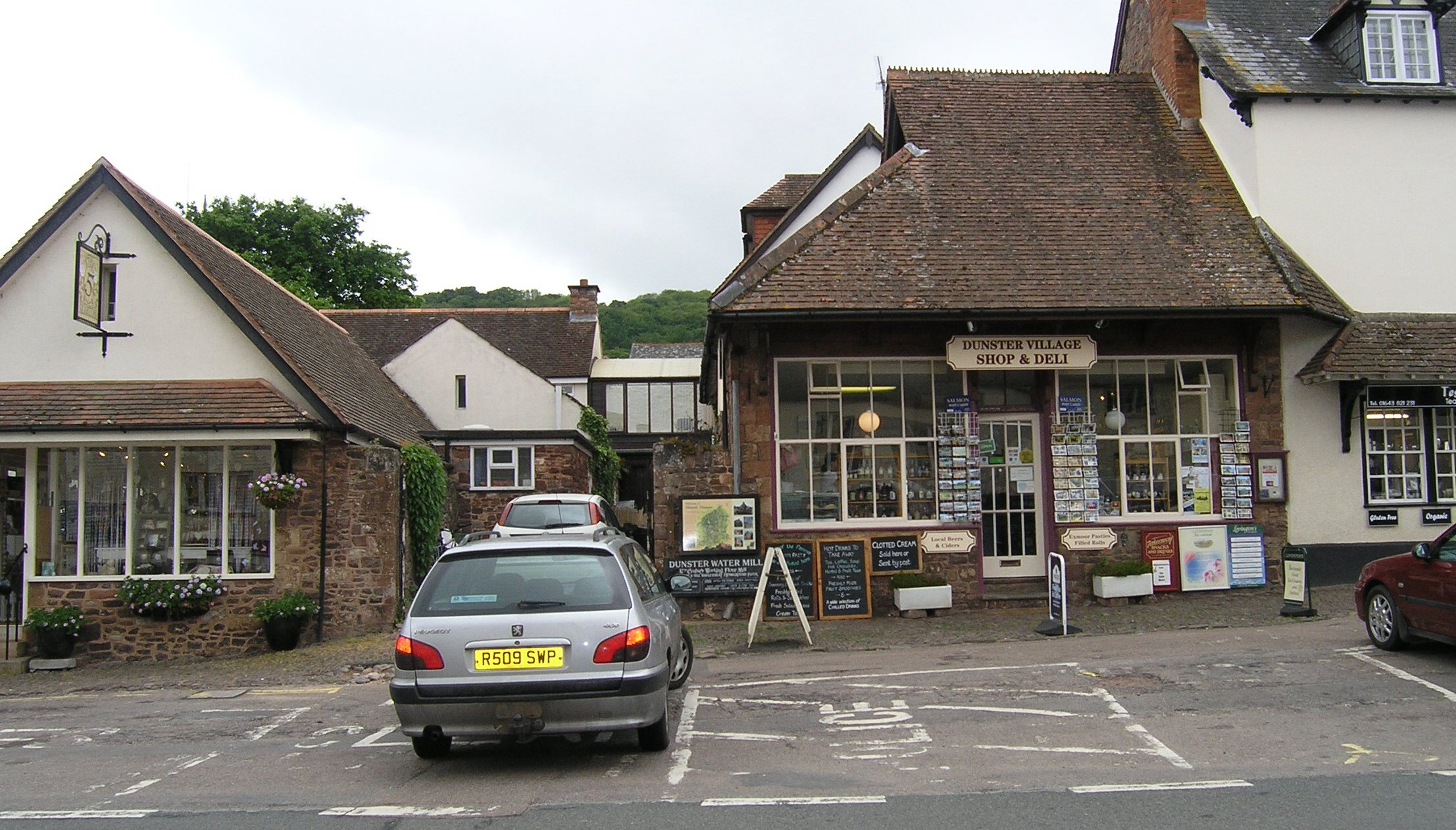 Village store & Delicatessen – Dunster