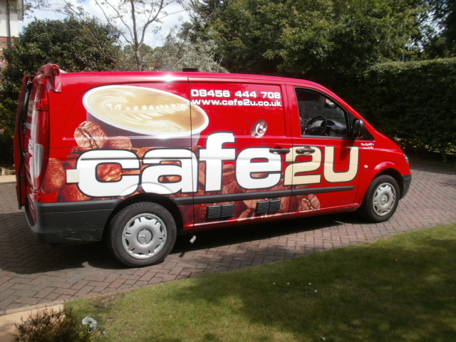 Cafe2U Franchise Resale, Cheshire