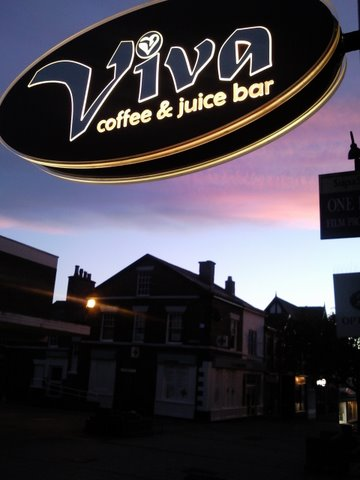 Viva Coffee Shop, Northwich