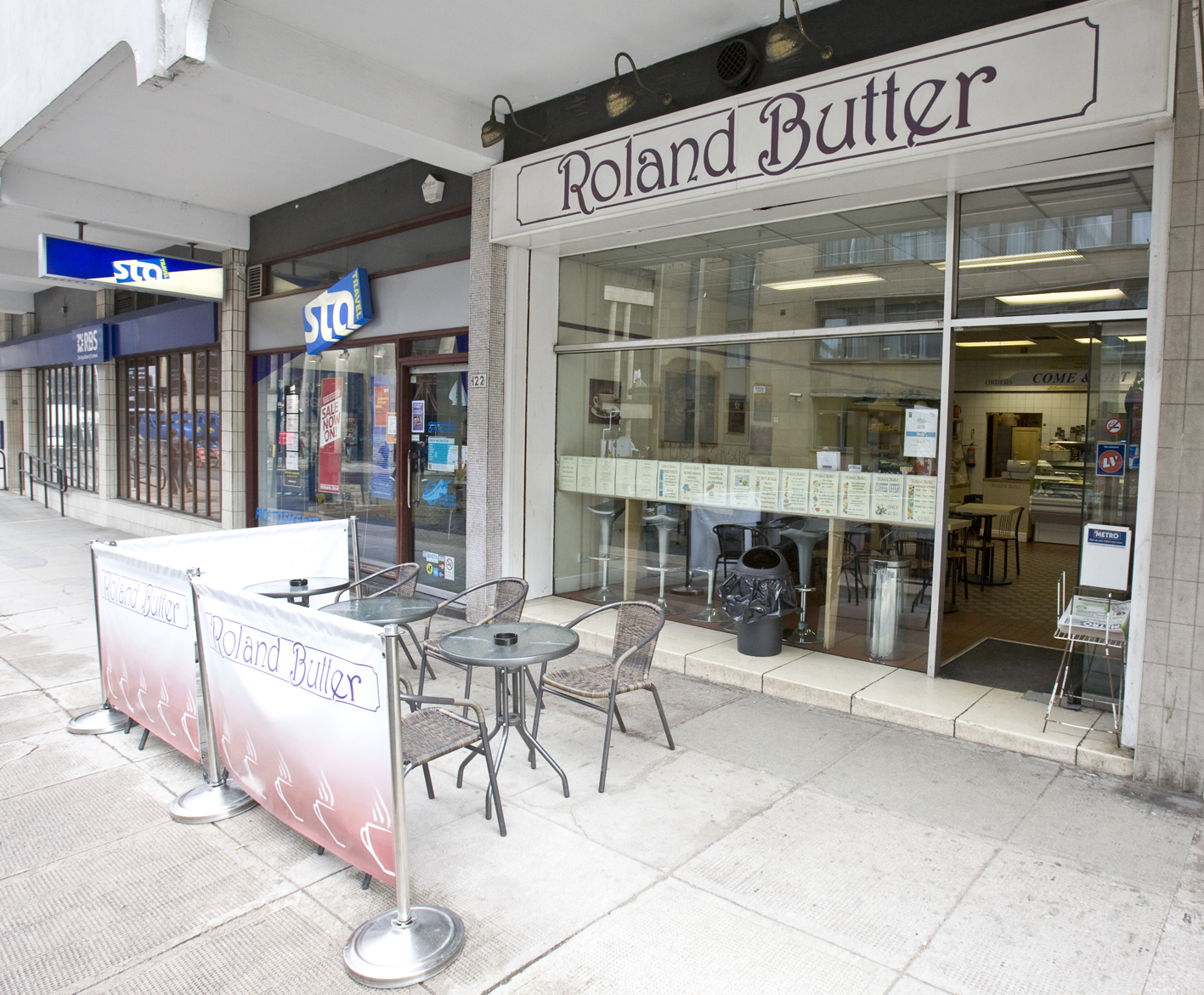Roland Butter – Glasgow, Scotland