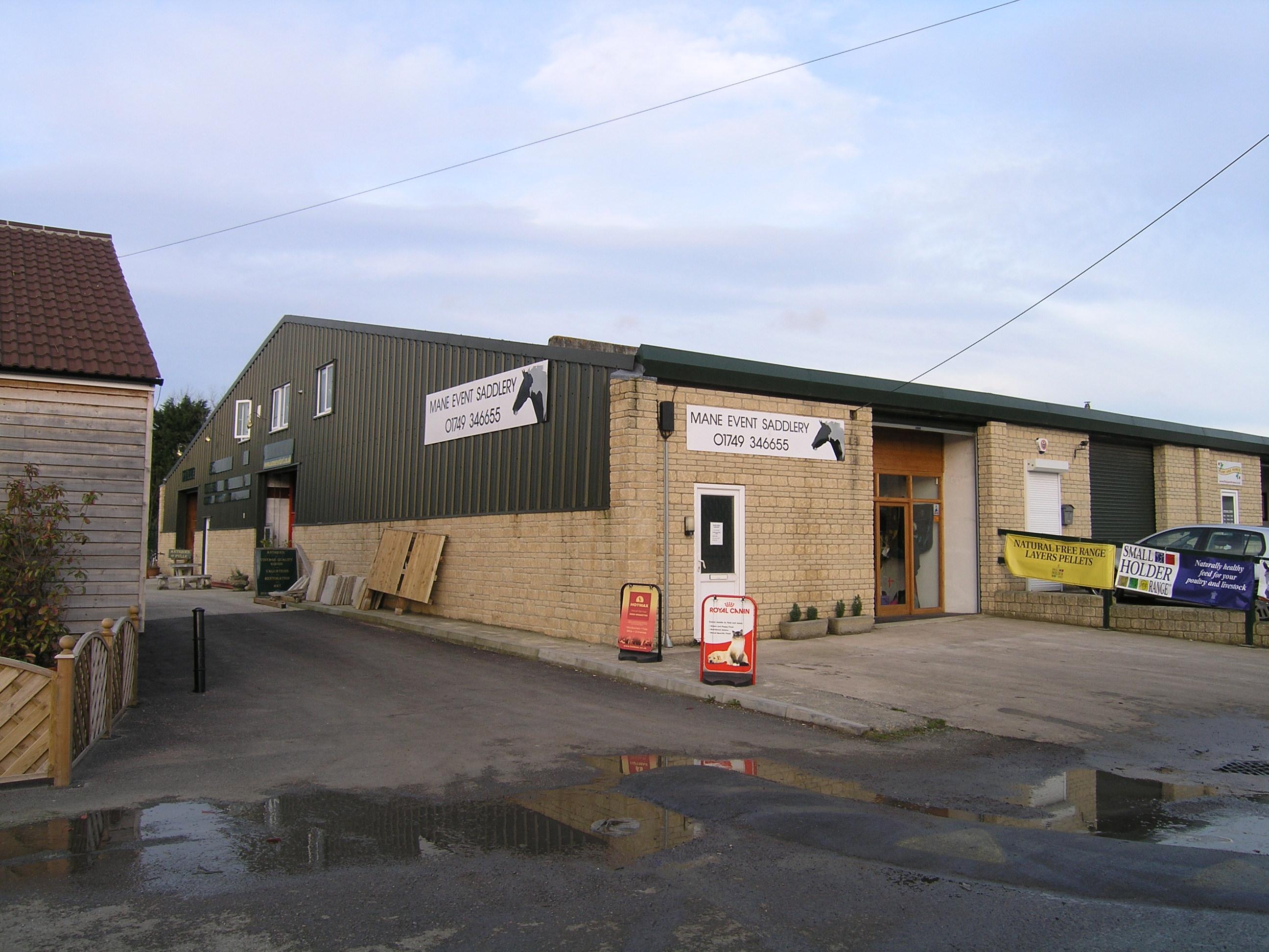 Mane Event Saddlery Limited, Pylle, Shepton Mallet