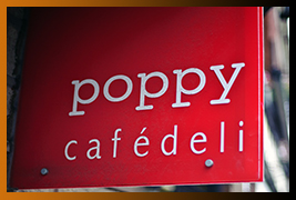 Poppy Cafe Deli, Bolton