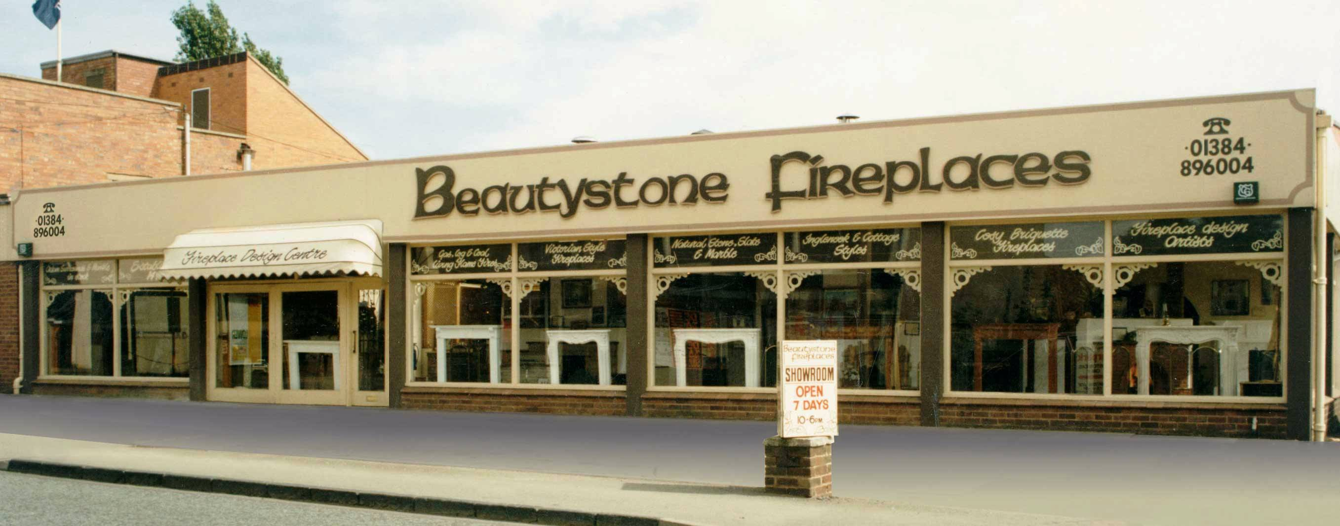 Beautystone Fireplaces, Stourbridge