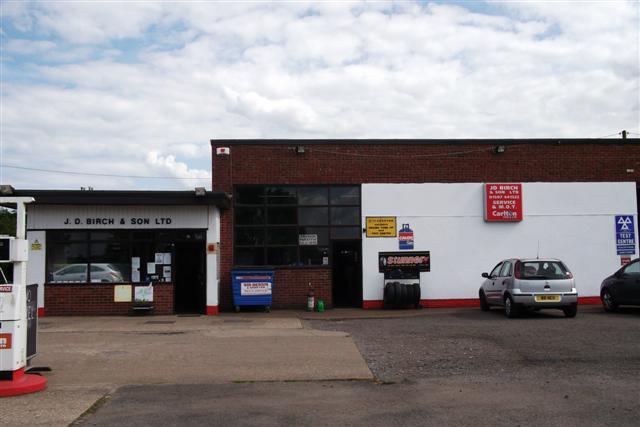JD Birch and Son Ltd, Sutton-On-Sea