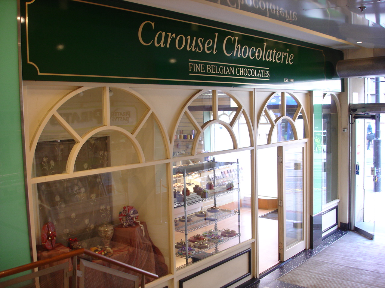 Carousel Chocolaterie – Sheffield