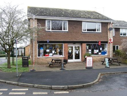 Bishampton Village Stores and Post Office, Worcestershire