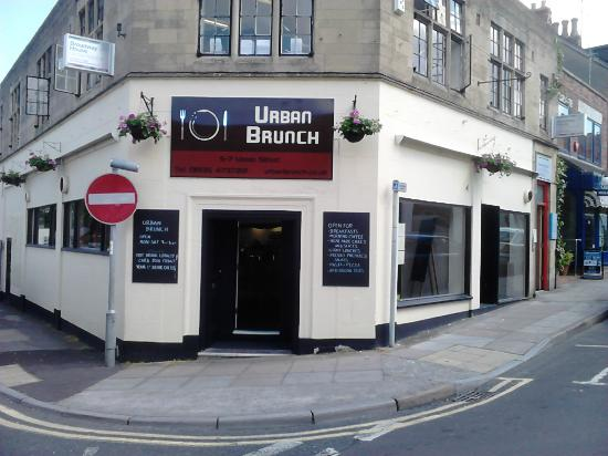 Urban Brunch, Yeovil, Somerset.