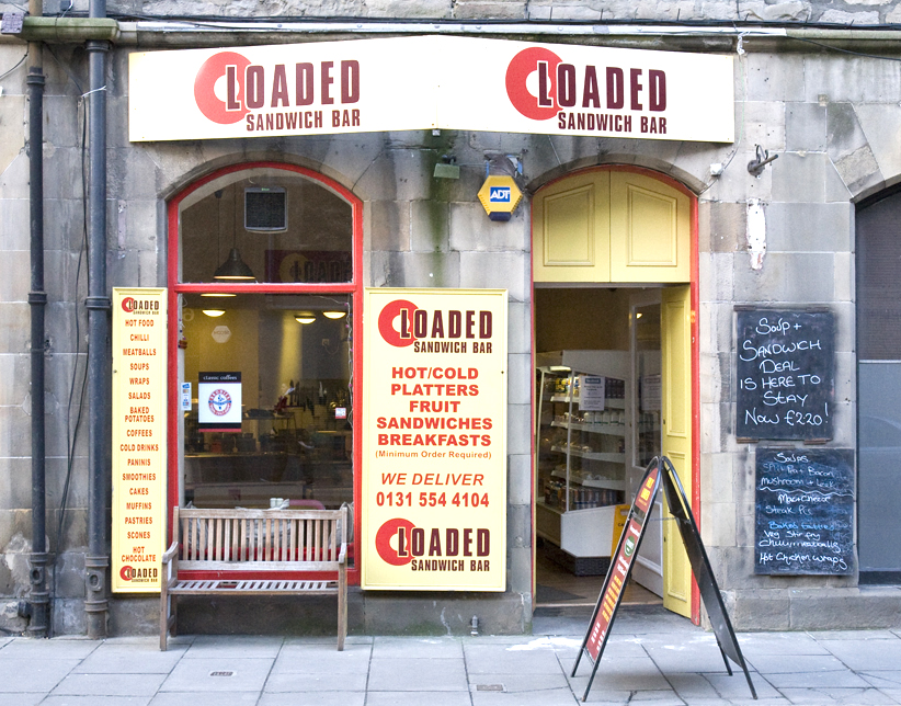 Loaded – Edinburgh, Scotland