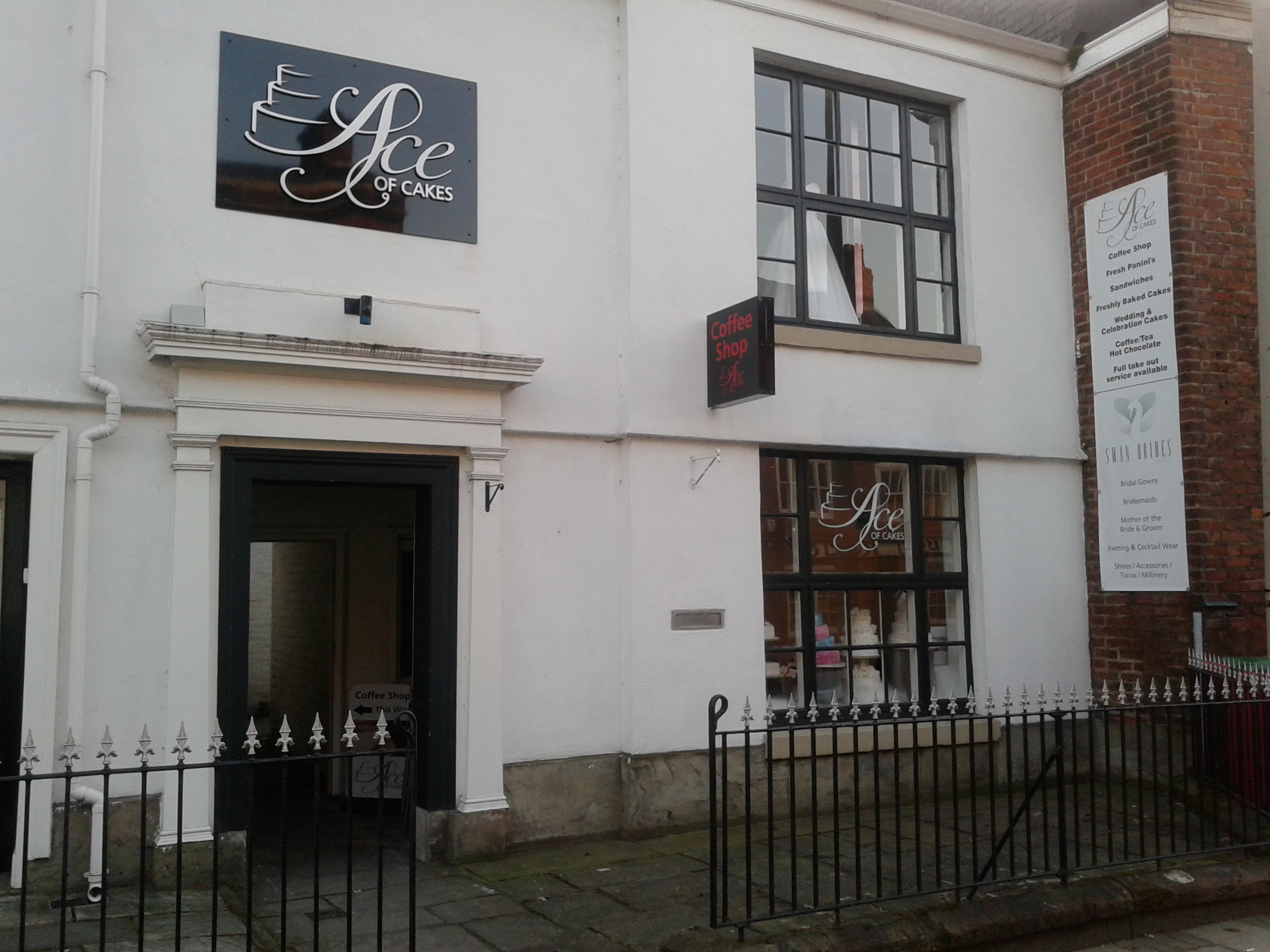 Ace of Cakes in Congleton