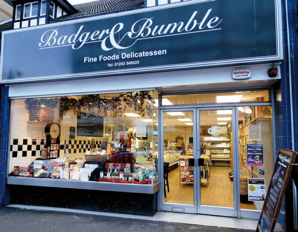 Badger & Bumble Delicatessen – Westbourne, Dorset