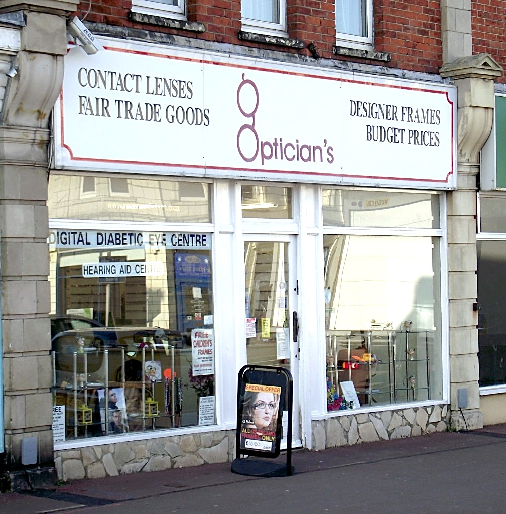 Roger's Opticians, Bournemouth