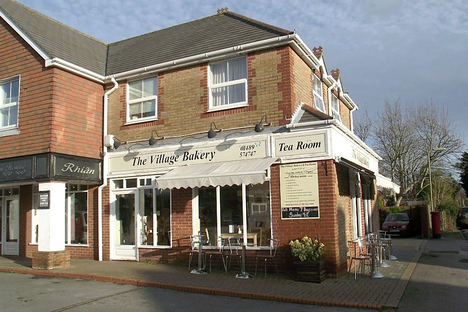 The Village Bakery, Warsash, Hampshire