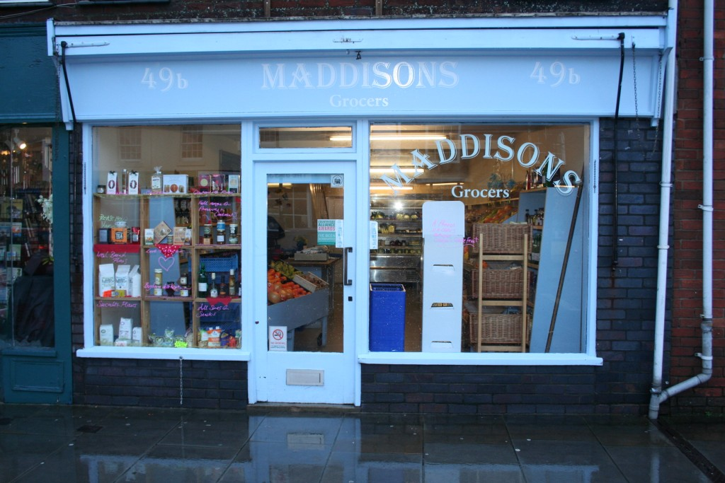 Maddisons Greengrocers Royal, Royal Wootton Bassett
