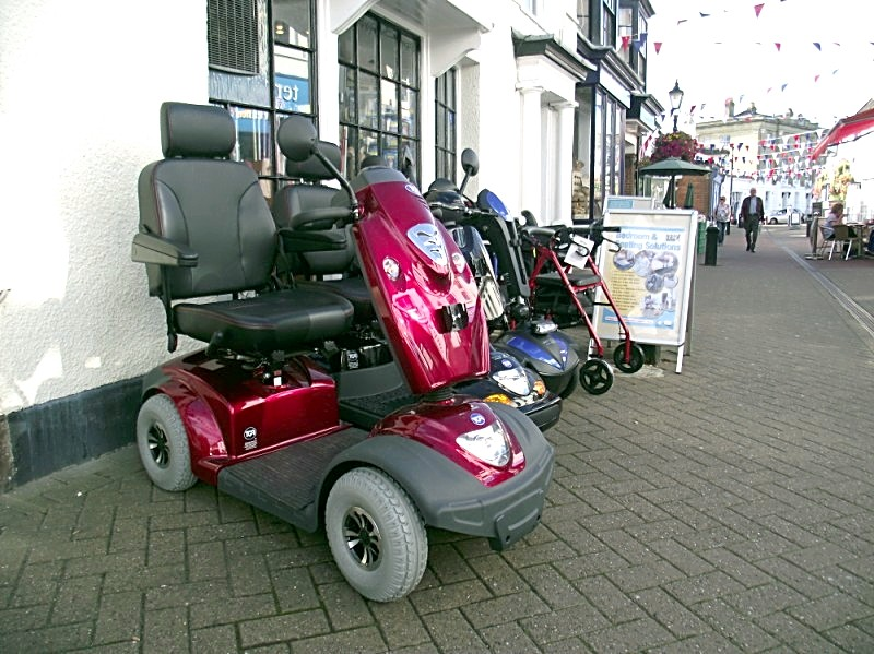 All Mobility Franchise, Hythe, Hampshire