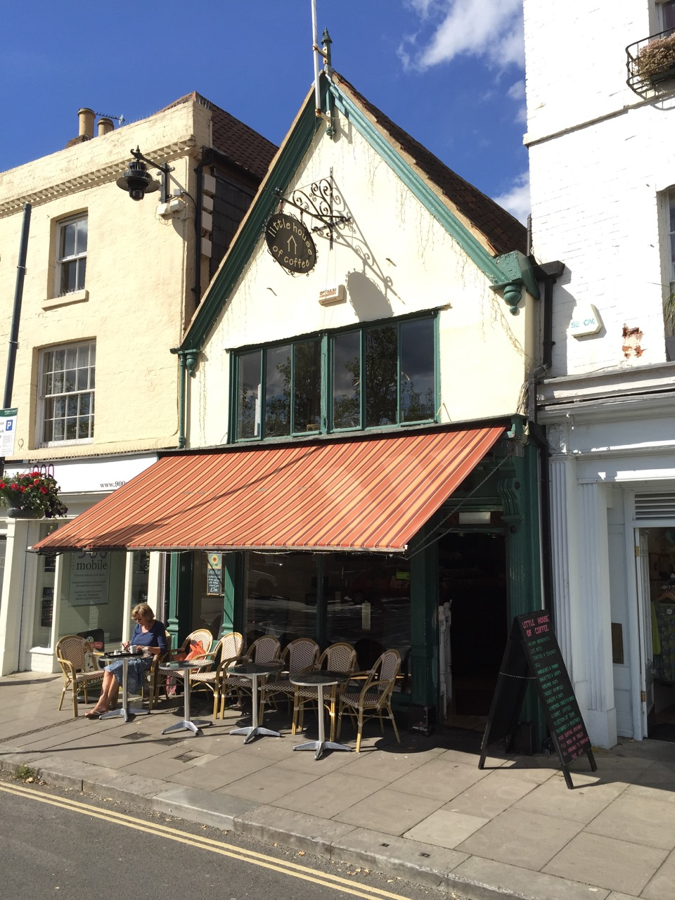 Little House of Coffee, Devizes
