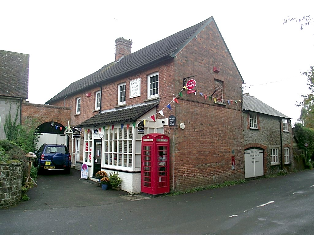 Fontmell Magna Village Shop & Post Office, Dorset