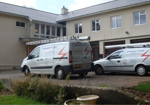 Power Safe (UK) Electrical Contractors, Kingswood, Bristol.