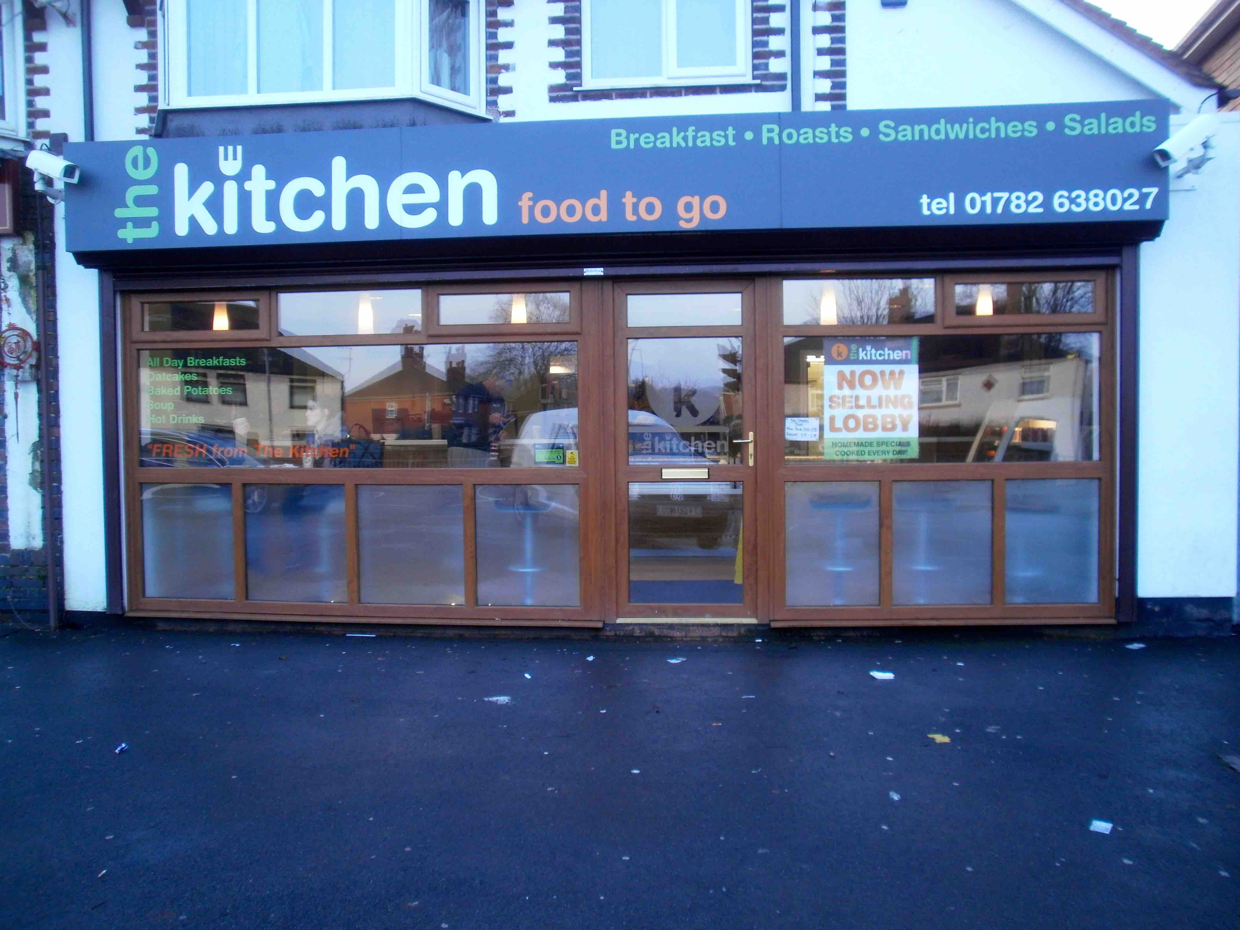 The Kitchen, Newcastle Under Lyme