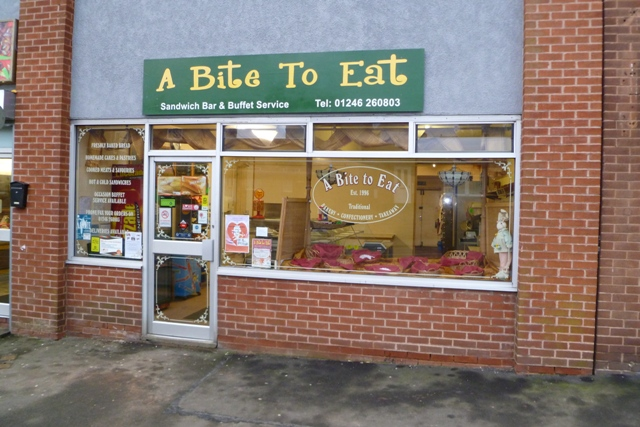 A Bite To Eat, New Whittington, Chesterfield
