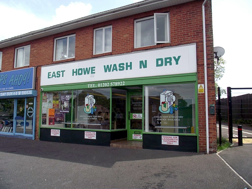 East Howe Wash n Dry, Bournemouth