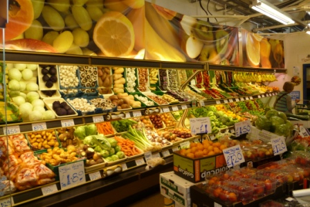 Peak Fruit & Vegetables, Sheffield