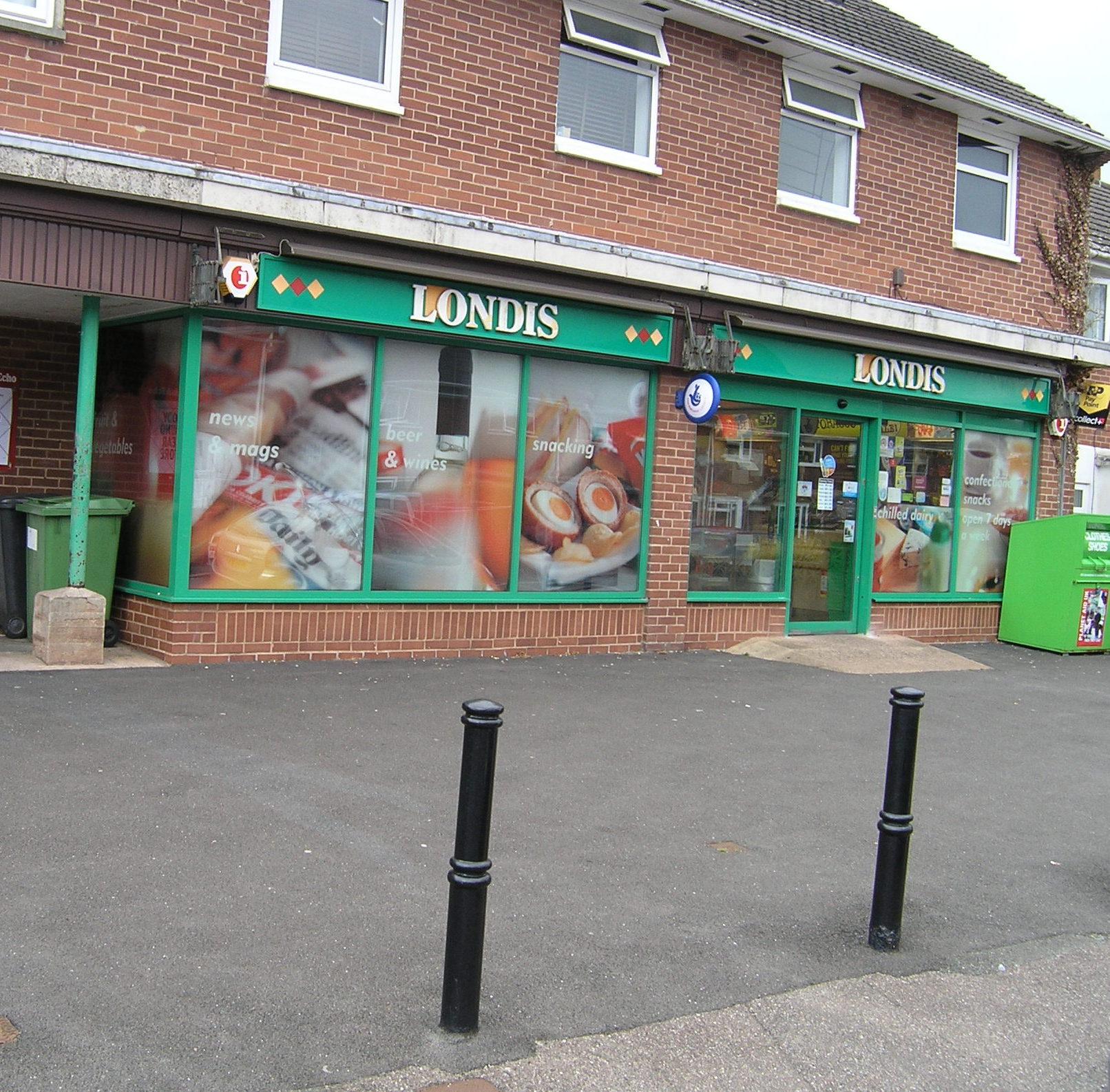 Londis Convenience Store, Exeter, Devon