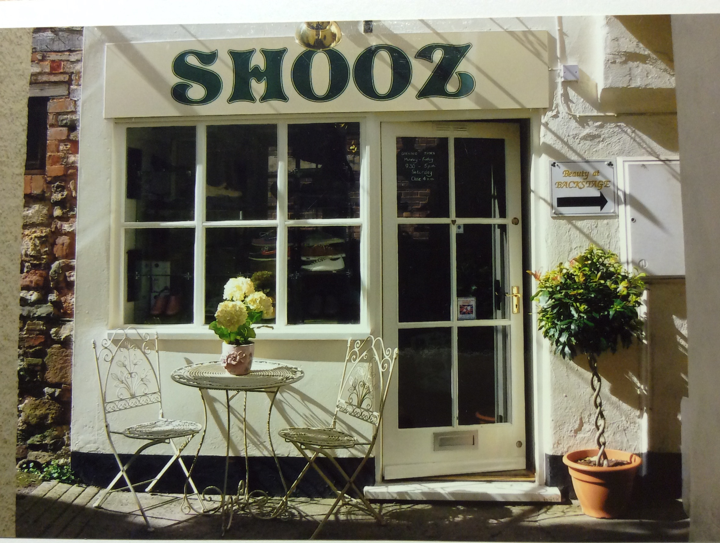 Shooz Shoe Shop, Wellington, Somerset