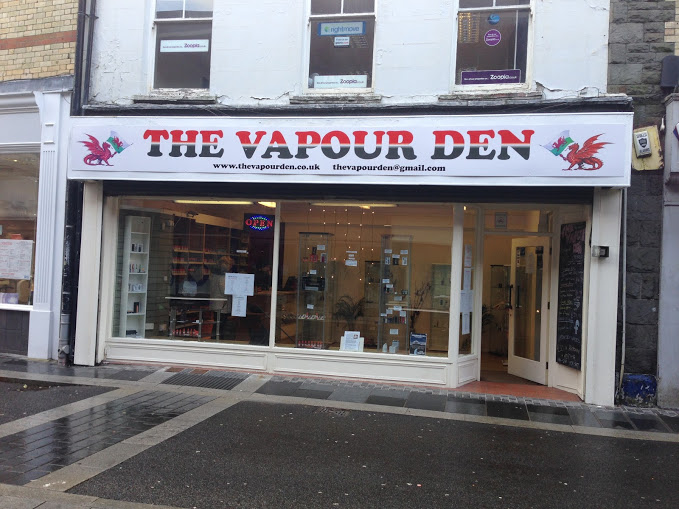 The Vapour Den Aberdare & The Vapour Den, Pontypridd