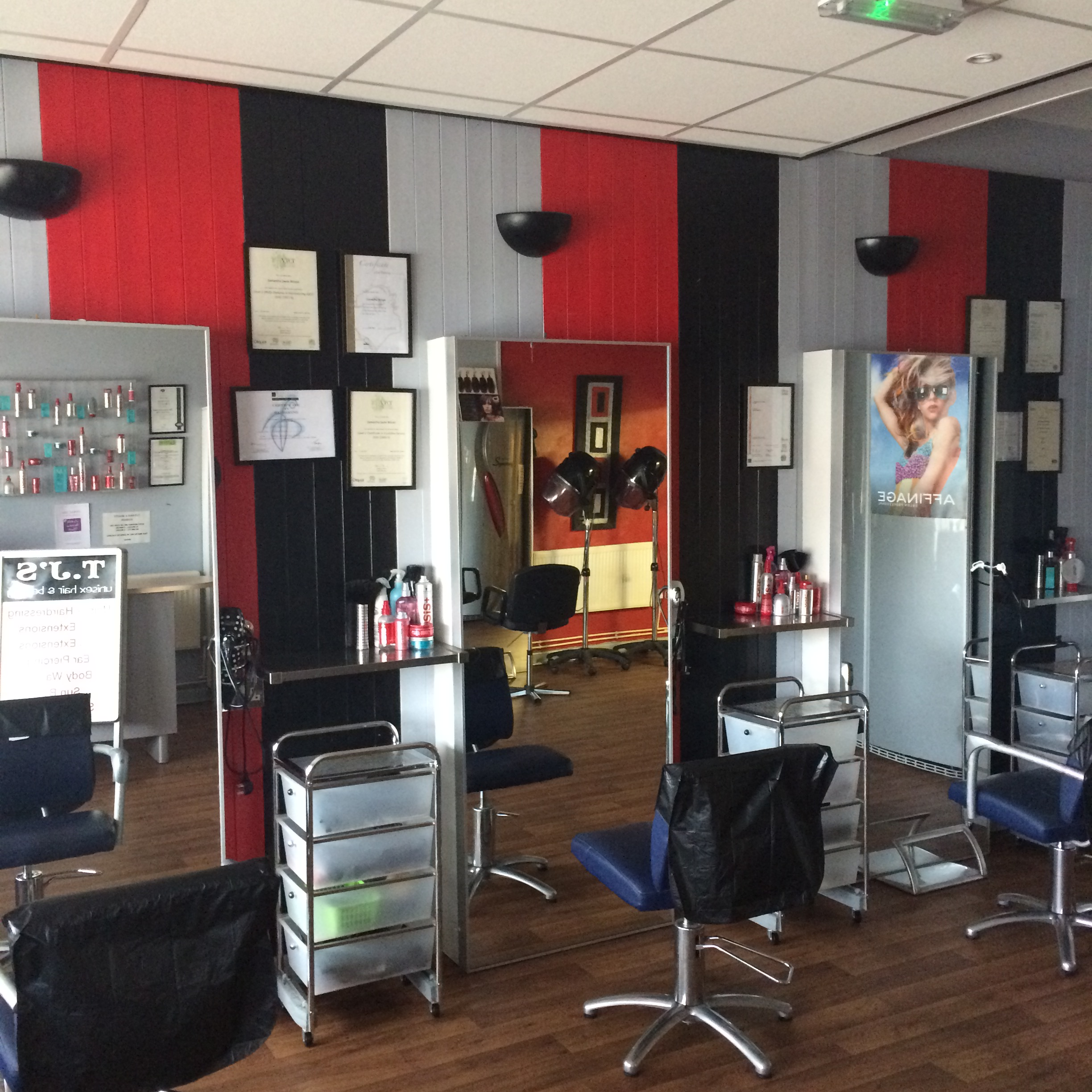 TJ's Hair & Beauty Salon, Worcester