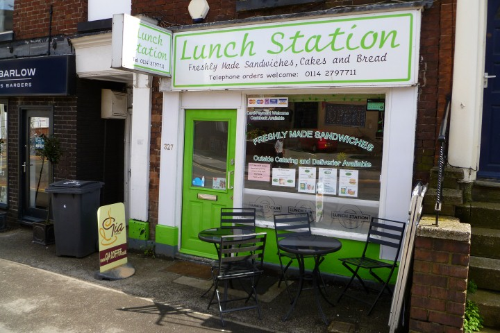 Lunch Station, Sheffield