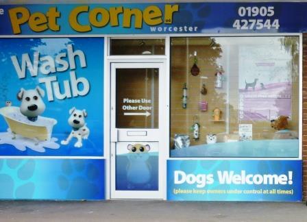 The Pet Corner (Worcester) Ltd, Worcester