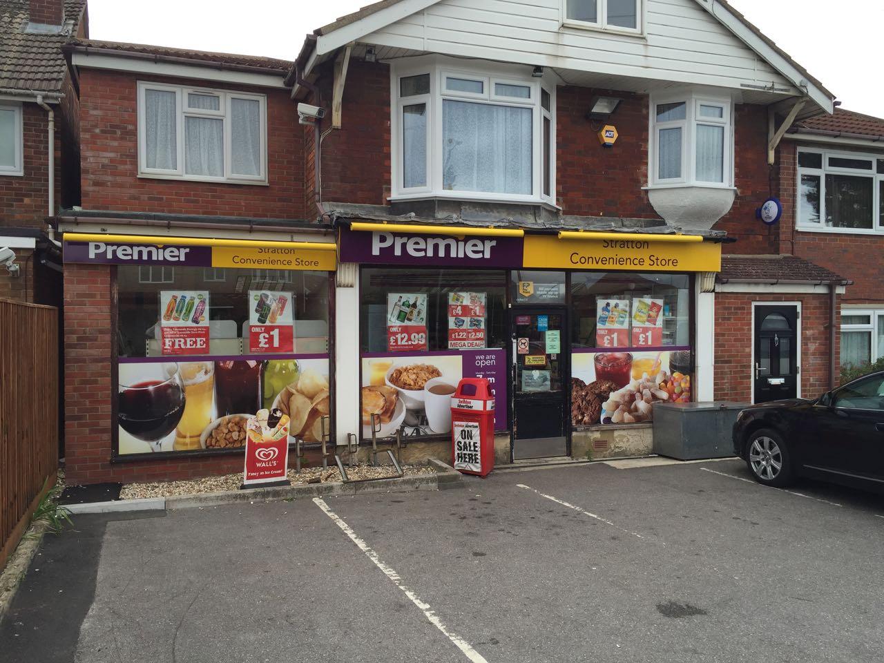 Stratton Stores, Stratton St Margaret, Swindon