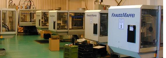 Aztec Tooling & Moulding Co Ltd, Worcester