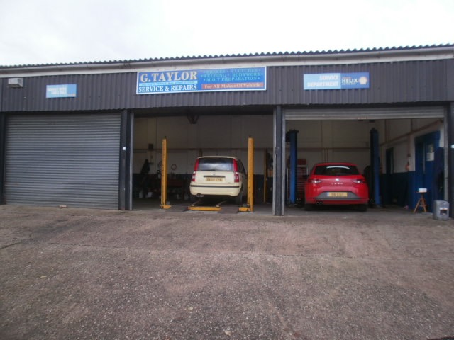 G Taylor Motor Vehicle Repairs Ltd, Sandbach