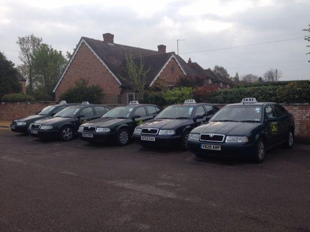 Anglian Taxi Services, Cambridgeshire