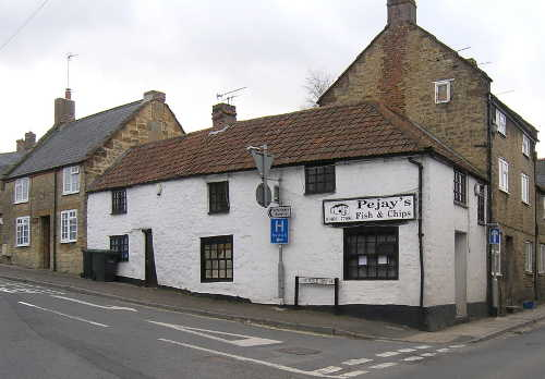 PJ's Fish bar, Crewkerne, Somerset