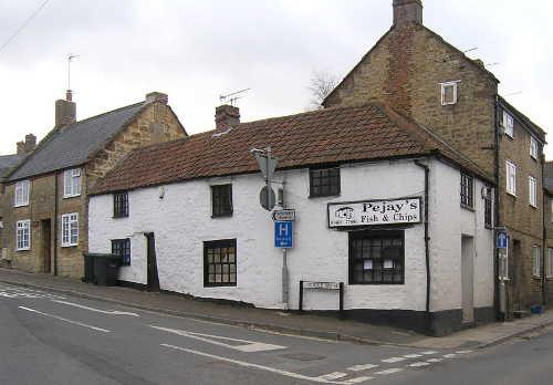 PJ's Fish bar, Crewkerne, Somerset