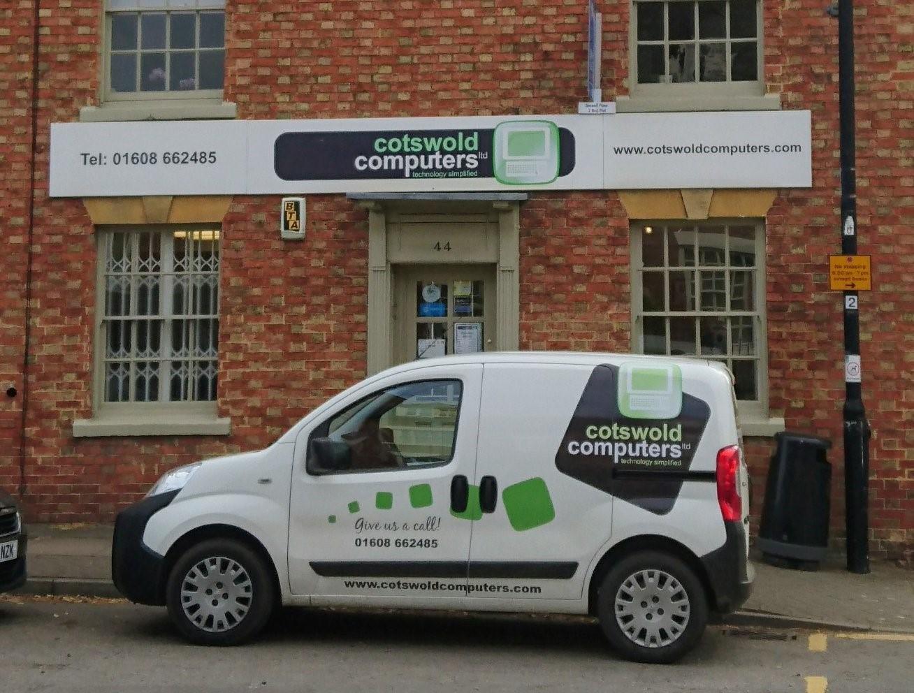 Cotswold Computers Ltd, Shipston on Stour