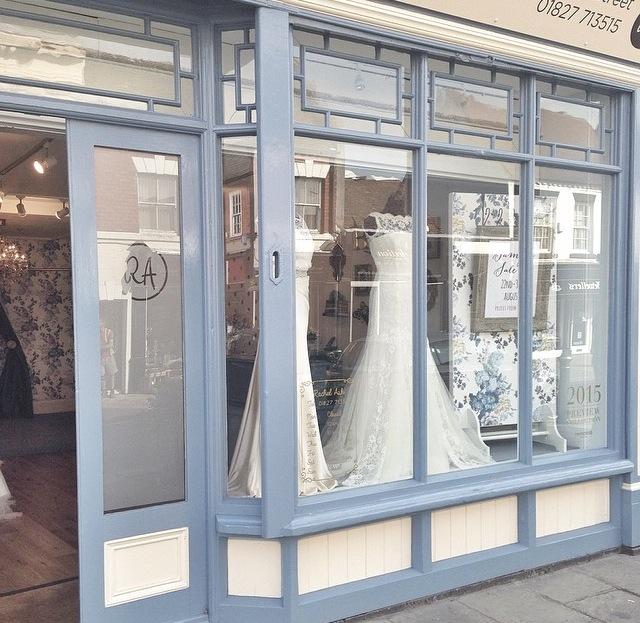 Rachel Ash Bridal Wear, Atherstone, Warwickshire